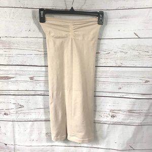 *3/$18*Victoria's Secret Strapless Slip Shapewear